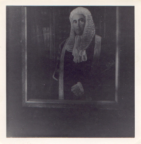 Portrait of Judge